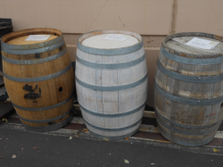 Different kinds of barrels