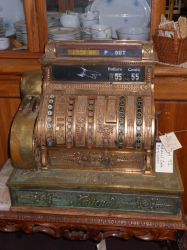 National Cash Register, $750 - DLR 603