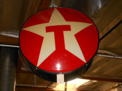 Texaco Light -works- $450 - DLR 500 (Mezzanine)